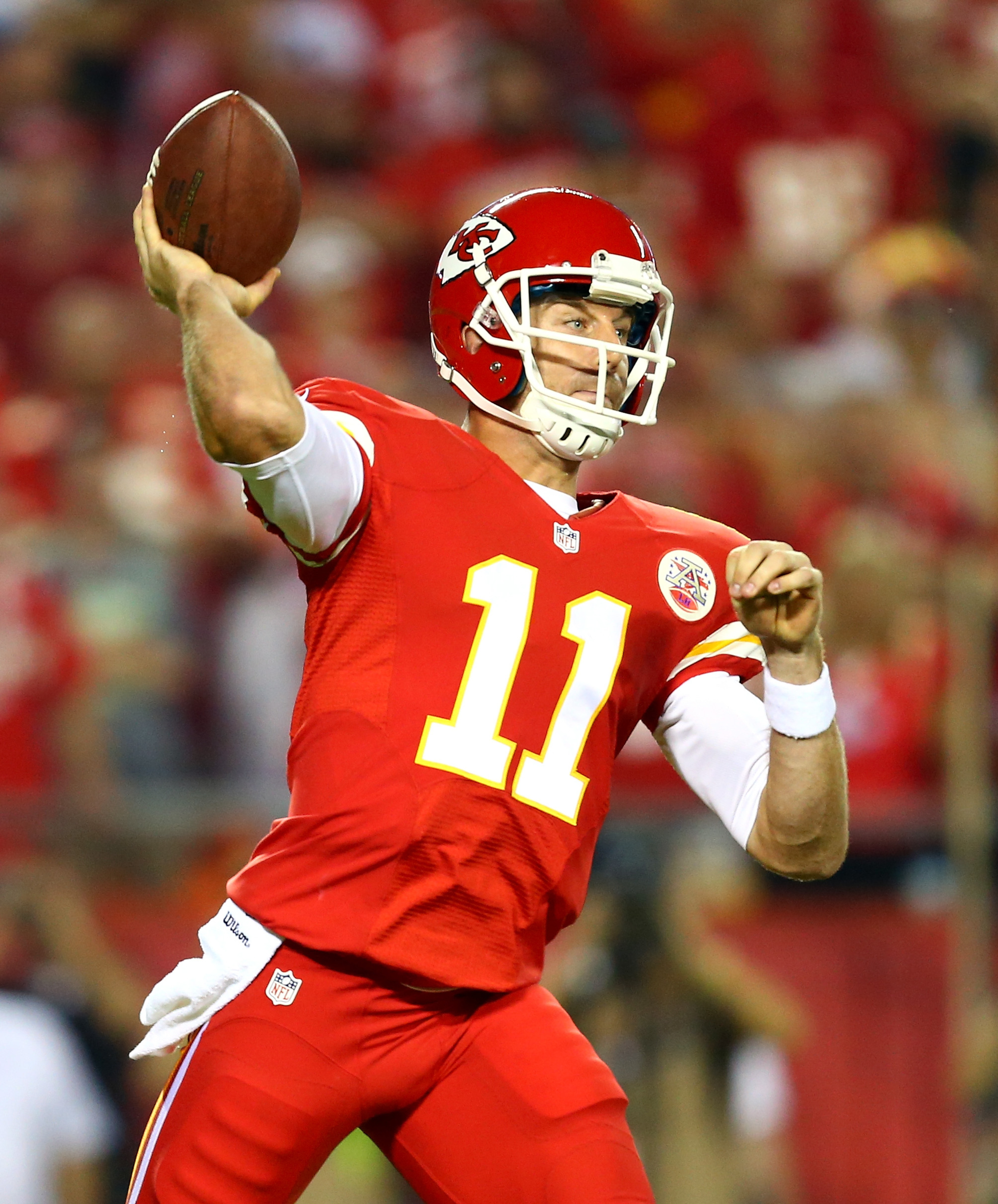 NFL picks and predictions, Chiefs vs. 49ers 2014: San Fran a trendy pick over Alex Smith