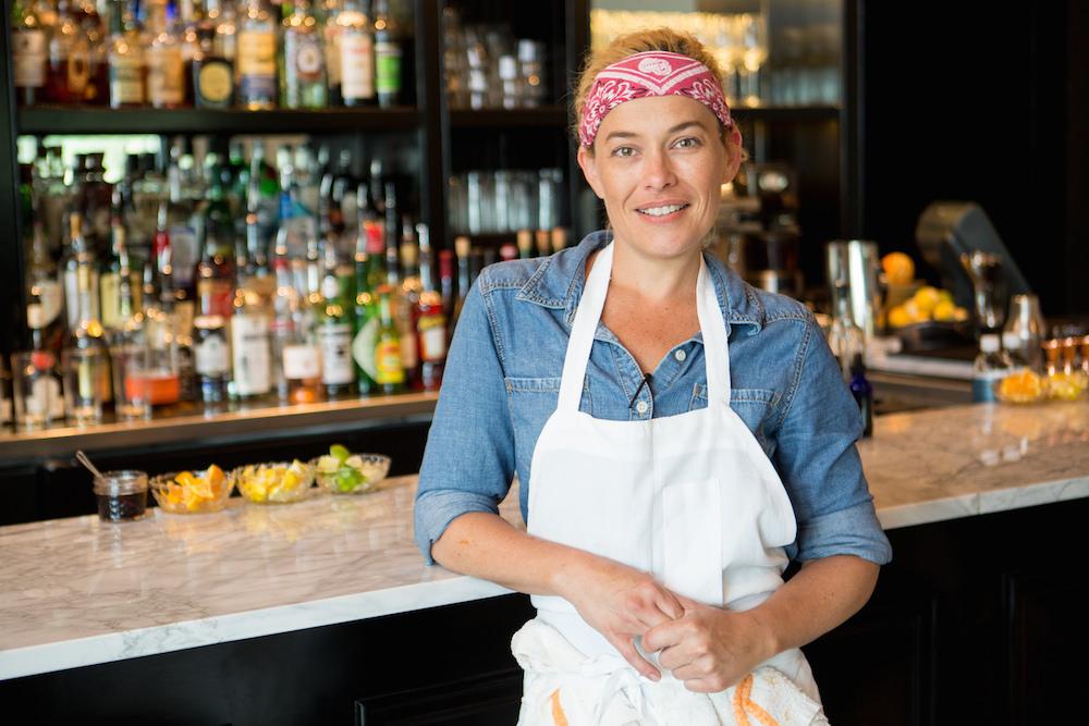 Kristen Essig, chef at Meauxbar