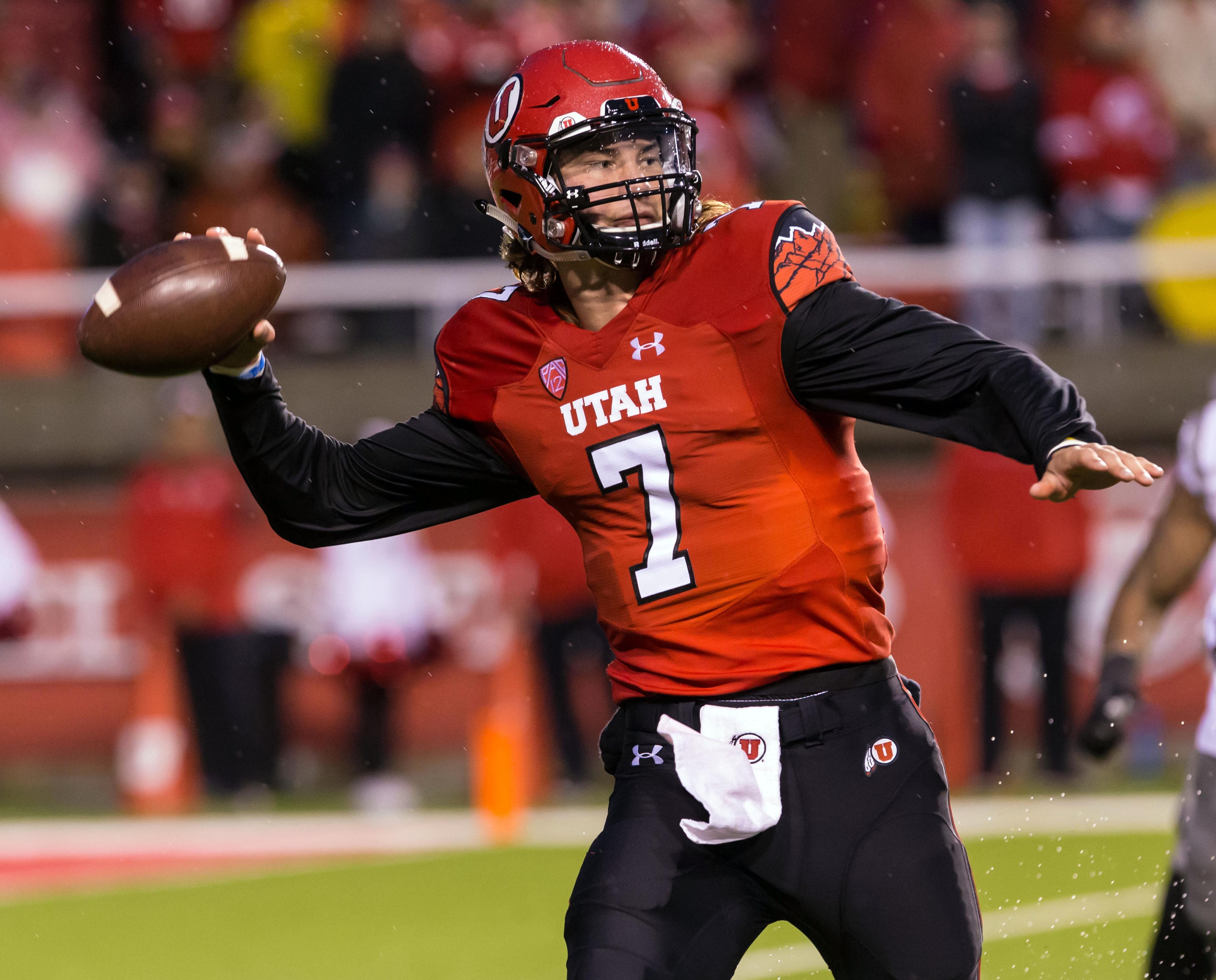 Utah junior quarterback Travis Wilson leads his 3-1 Utes into the Rose Bowl to take on undefeated UCLA.