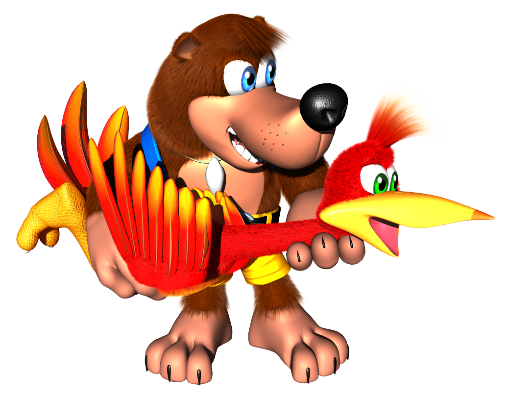Entire Banjo-Kazooie soundtrack now available for download