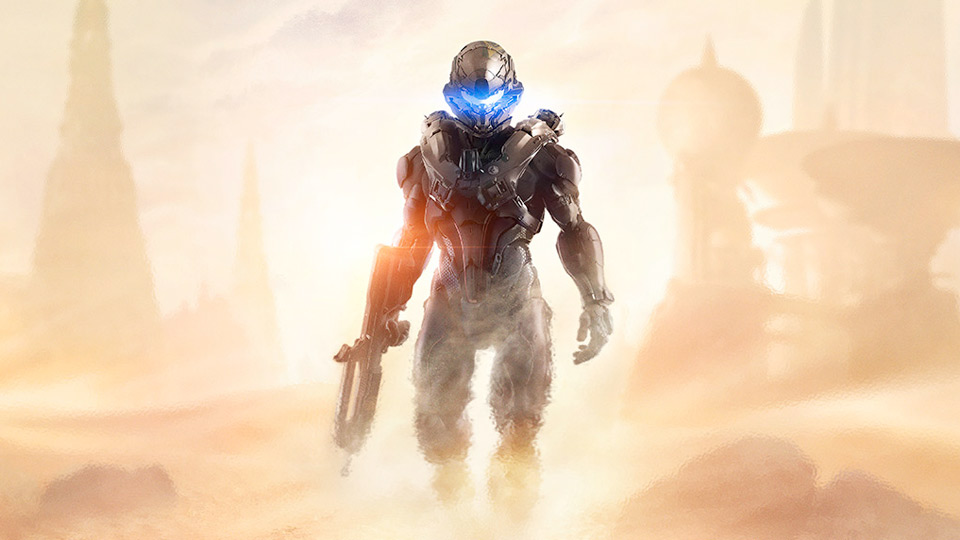 Is Master Chief not the main character of Halo 5?