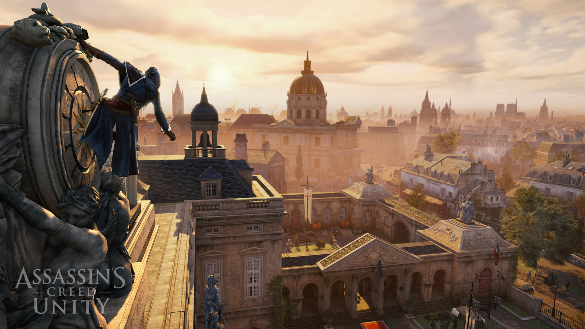 Report: Assassin's Creed Unity to run in 900p at 30 fps on PS4 and Xbox One (update)