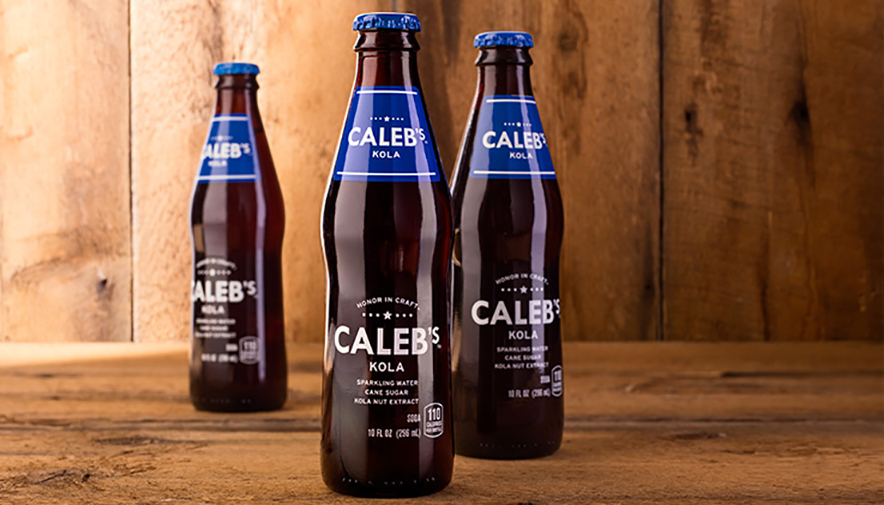 PepsiCo Launches Artisanal Soda Caleb's Kola