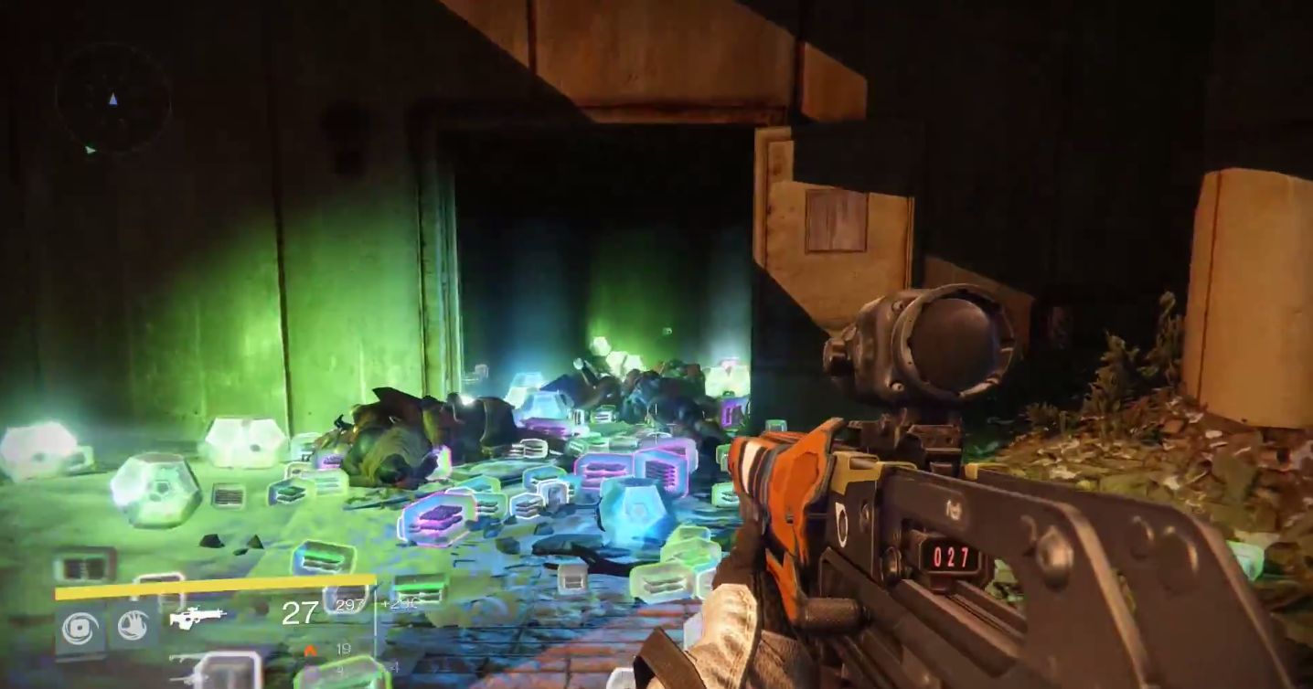 Destiny loot caves are dead, long live loot stairs