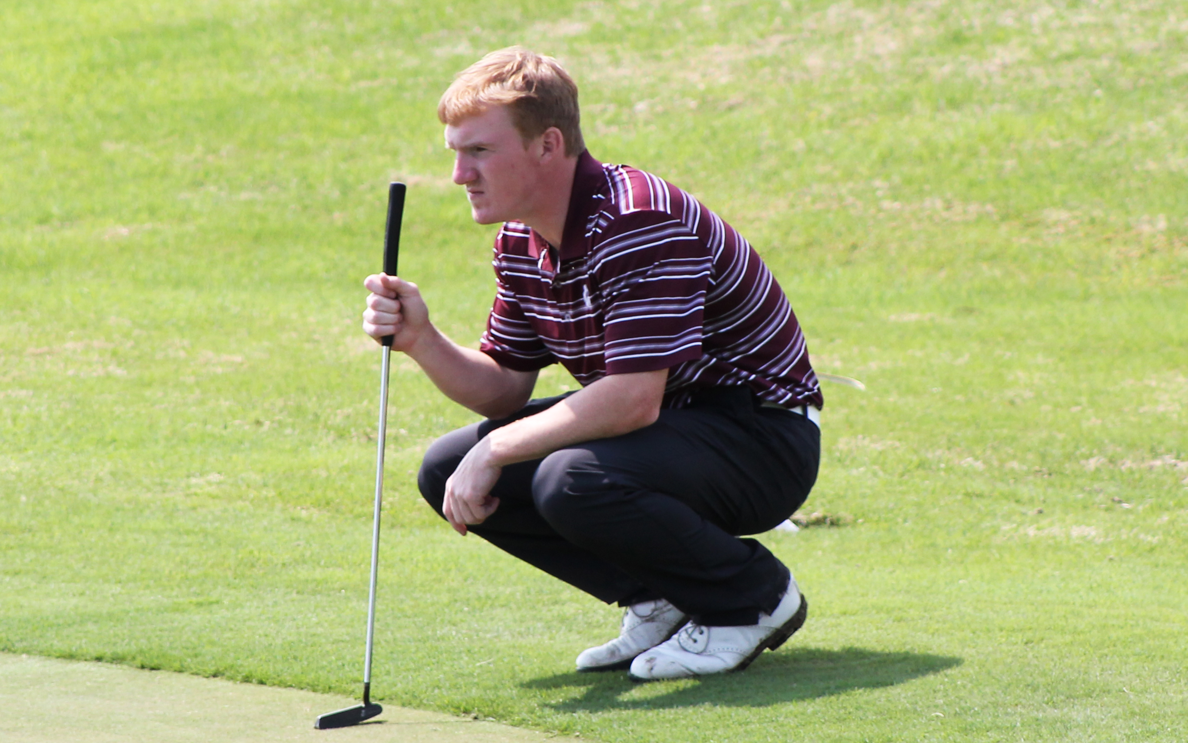 Mississippi State Bulldog Golfer Ben Wood