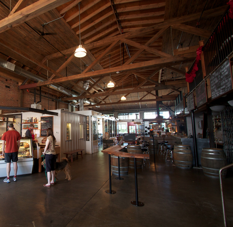 Bar Ferd'nand inside Melrose Market
