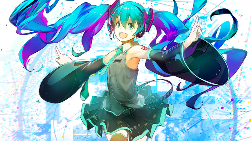 Hatsune Miku will perform on David Letterman's 'The Late Show' tonight