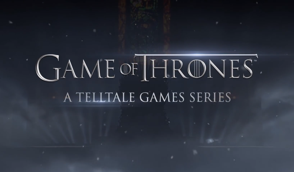 Game of Thrones adventure game gets new teaser image: begin the rampant speculation!