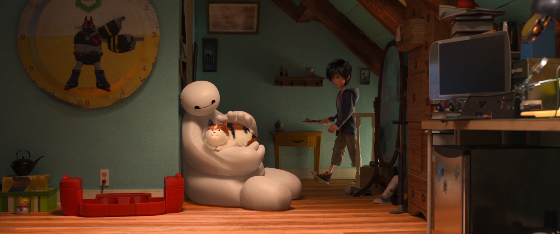 'Big Hero 6' brings humor and heart to New York Comic Con