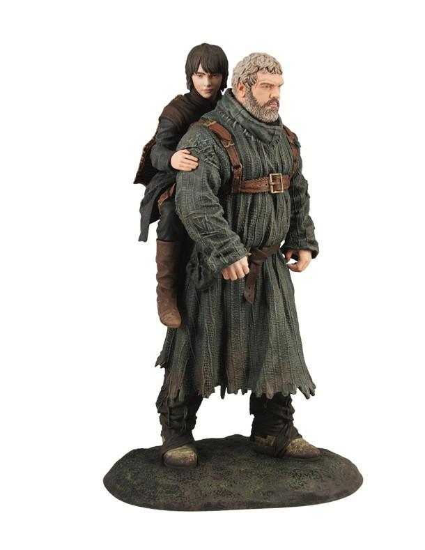 Game of Thrones' Hodor gets Bran-carrying figure