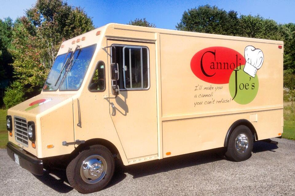 New dessert truck Cannoli Joe's should be coming to Portland soon.