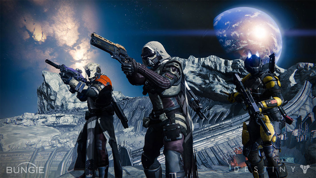 Destiny's next update is coming for your auto rifle, closing another 'loot cave'