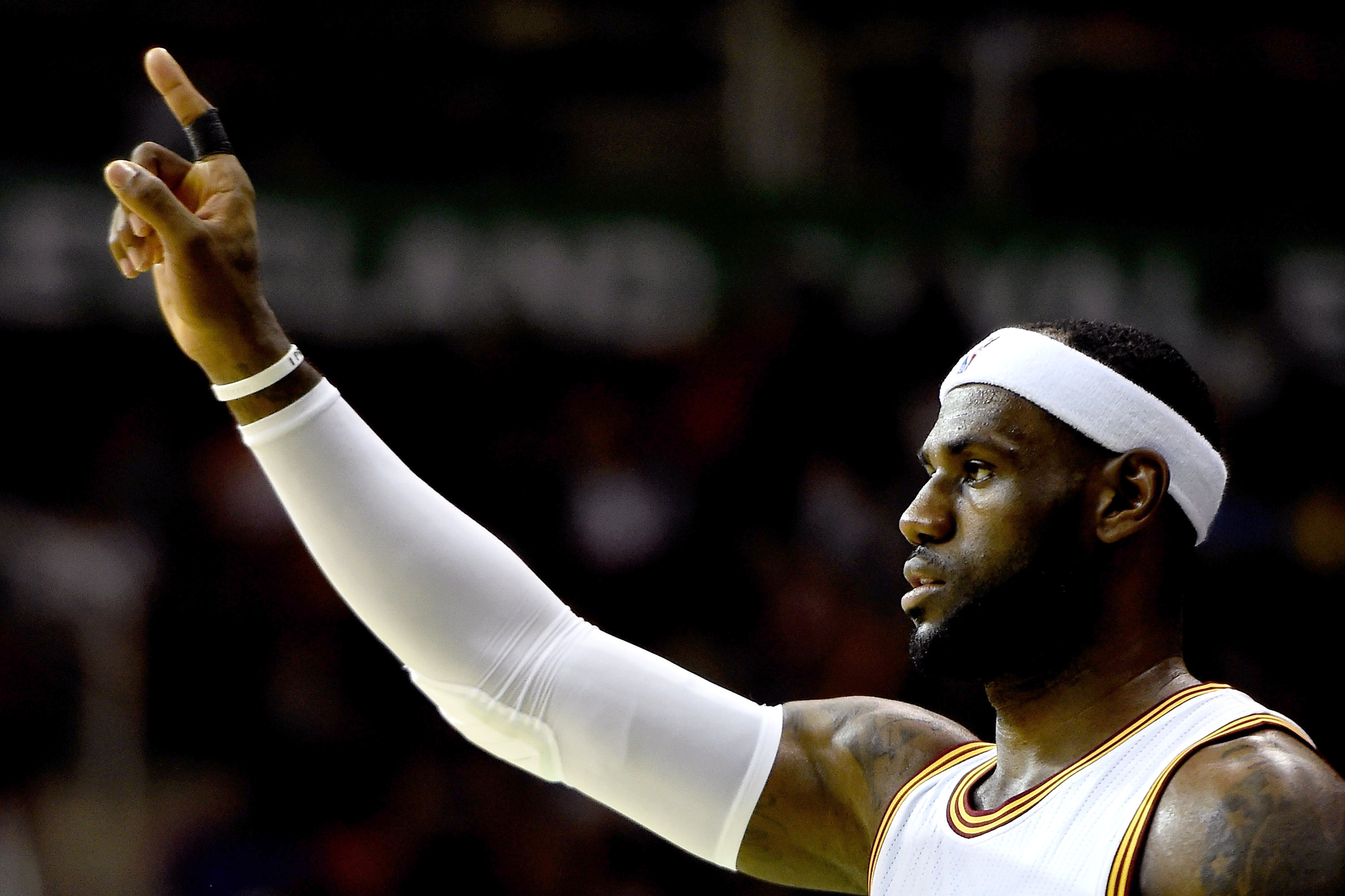 He might have lost the MVP last season, but LeBron James is still the best small forward in the NBA.