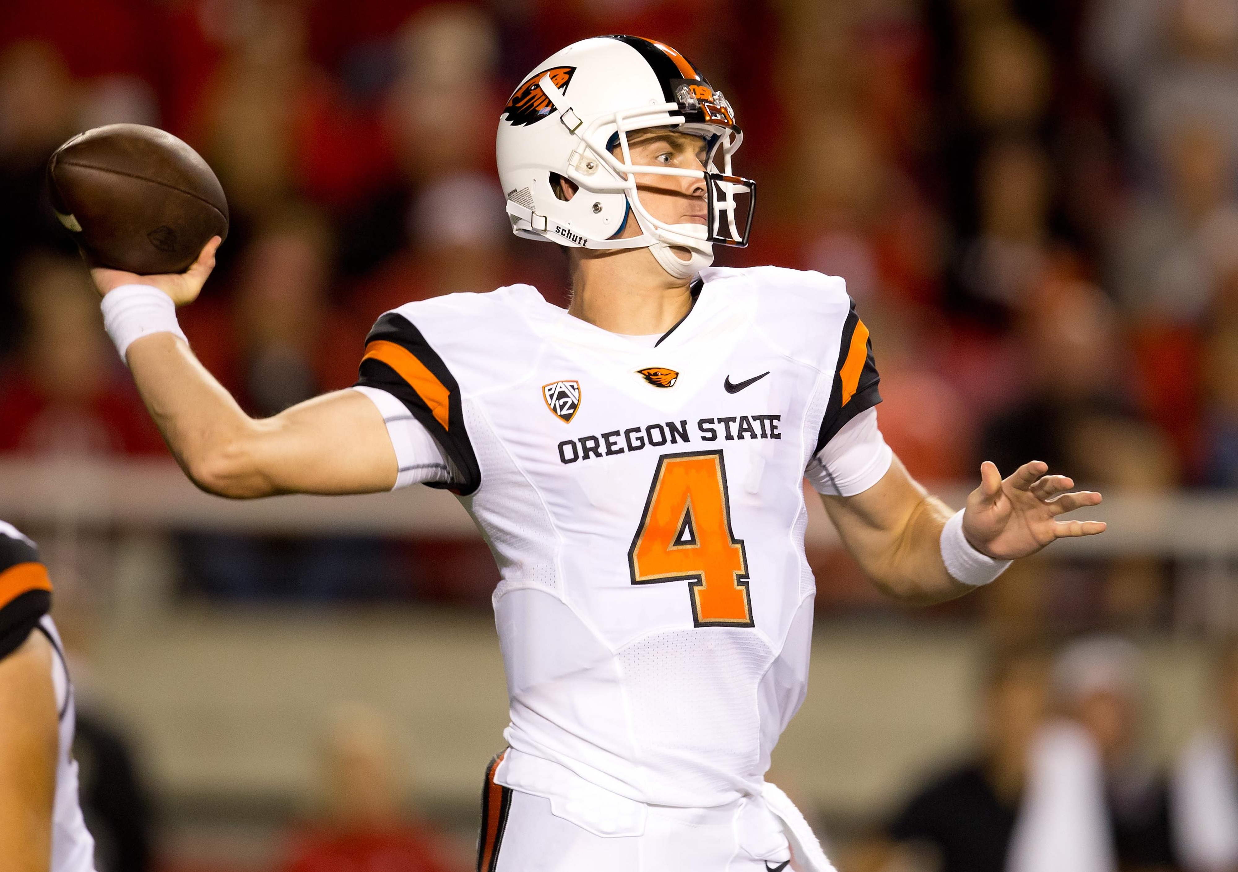 Sean Mannion and the Beavers hope to repeat last year's performance.