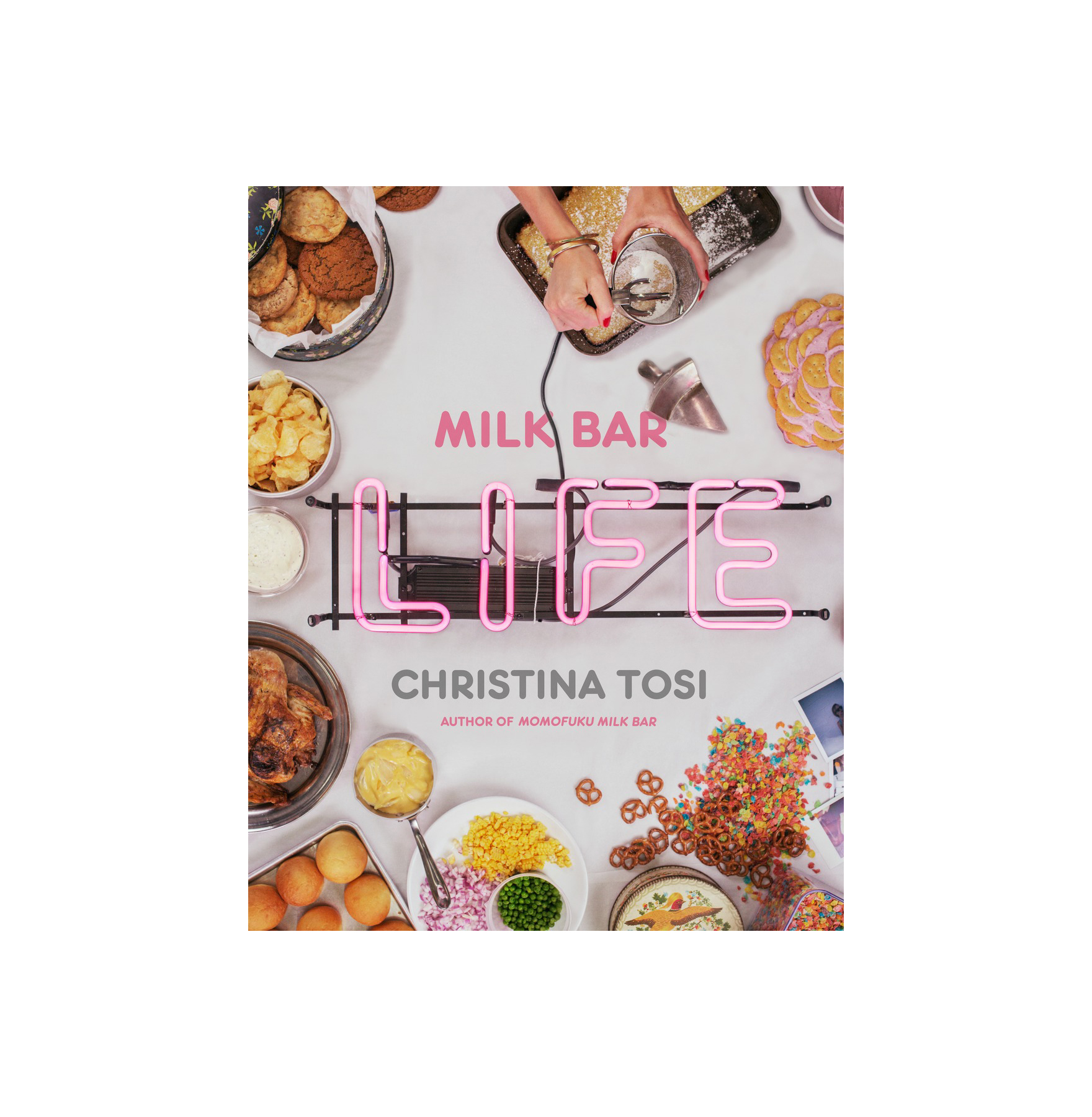 Here's the Cover of Pastry Chef Christina Tosi's Upcoming Cookbook