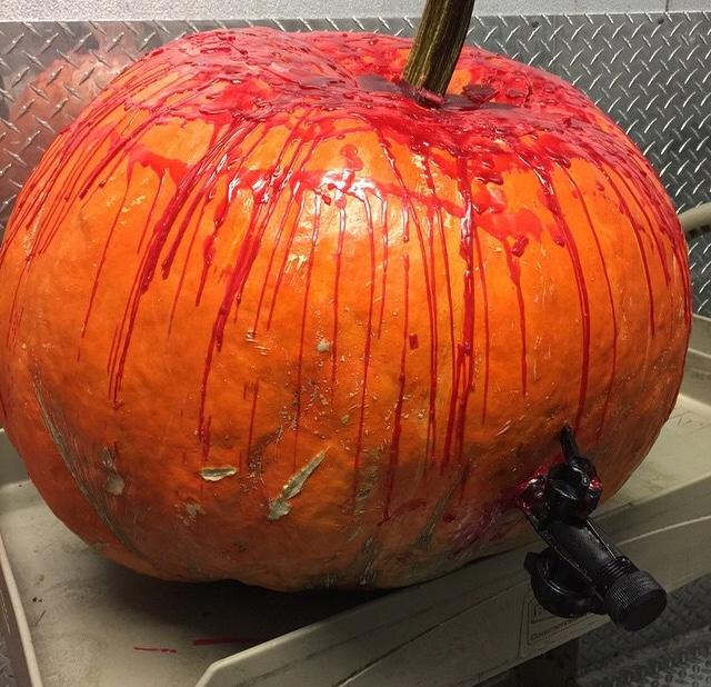 City Tap House's pumpkin
