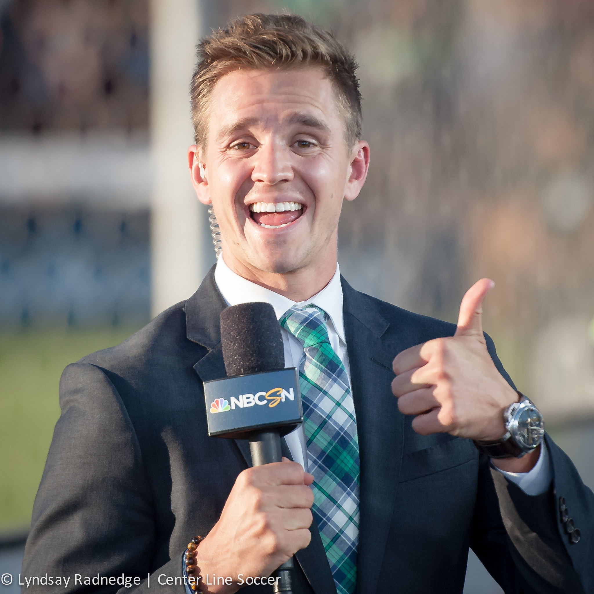 """Dom Kinnear to San Jose gets a big """"Thumbs Up!"""" from Stu Holden"""