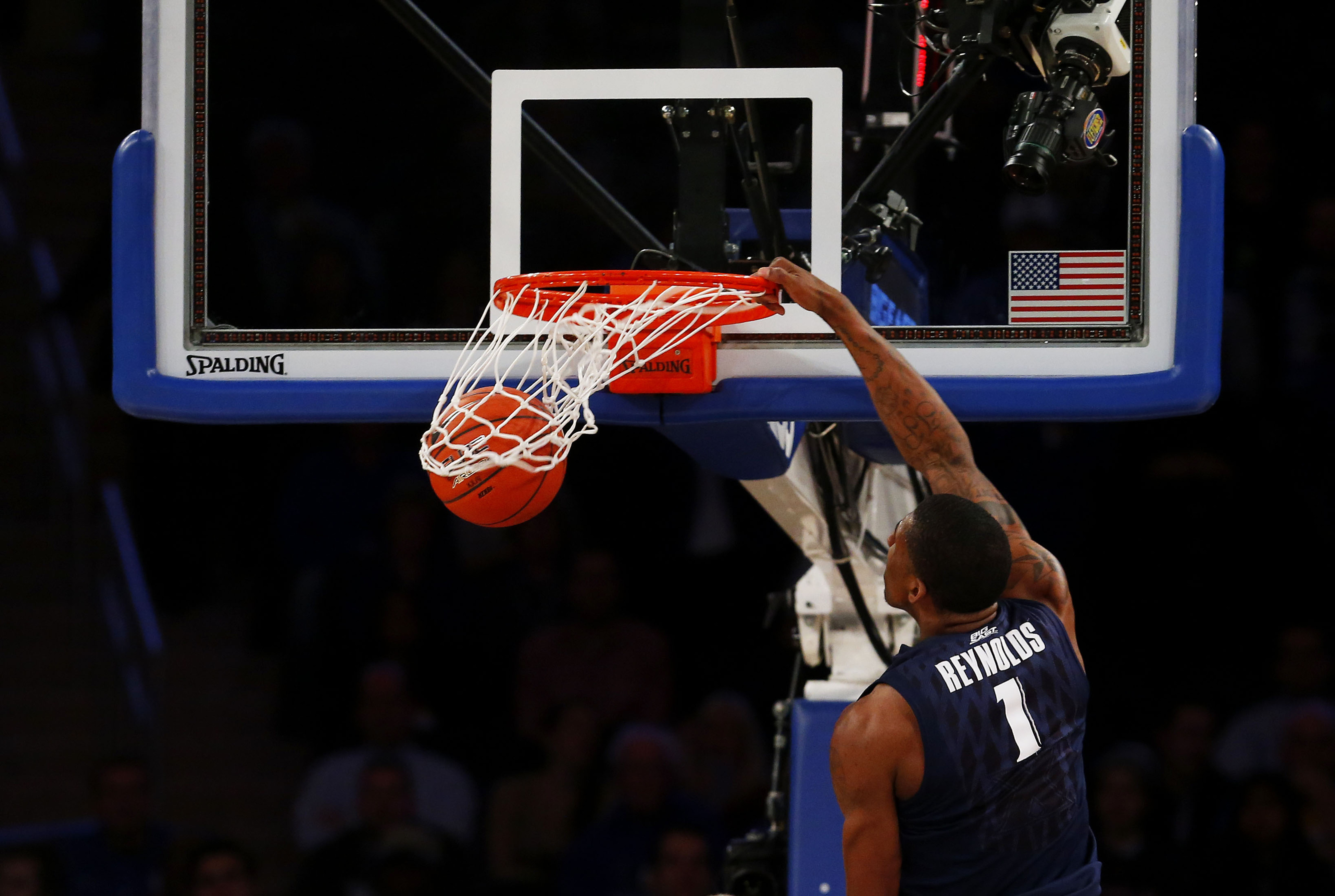 Xavier fans will be hoping to see this a lot this year