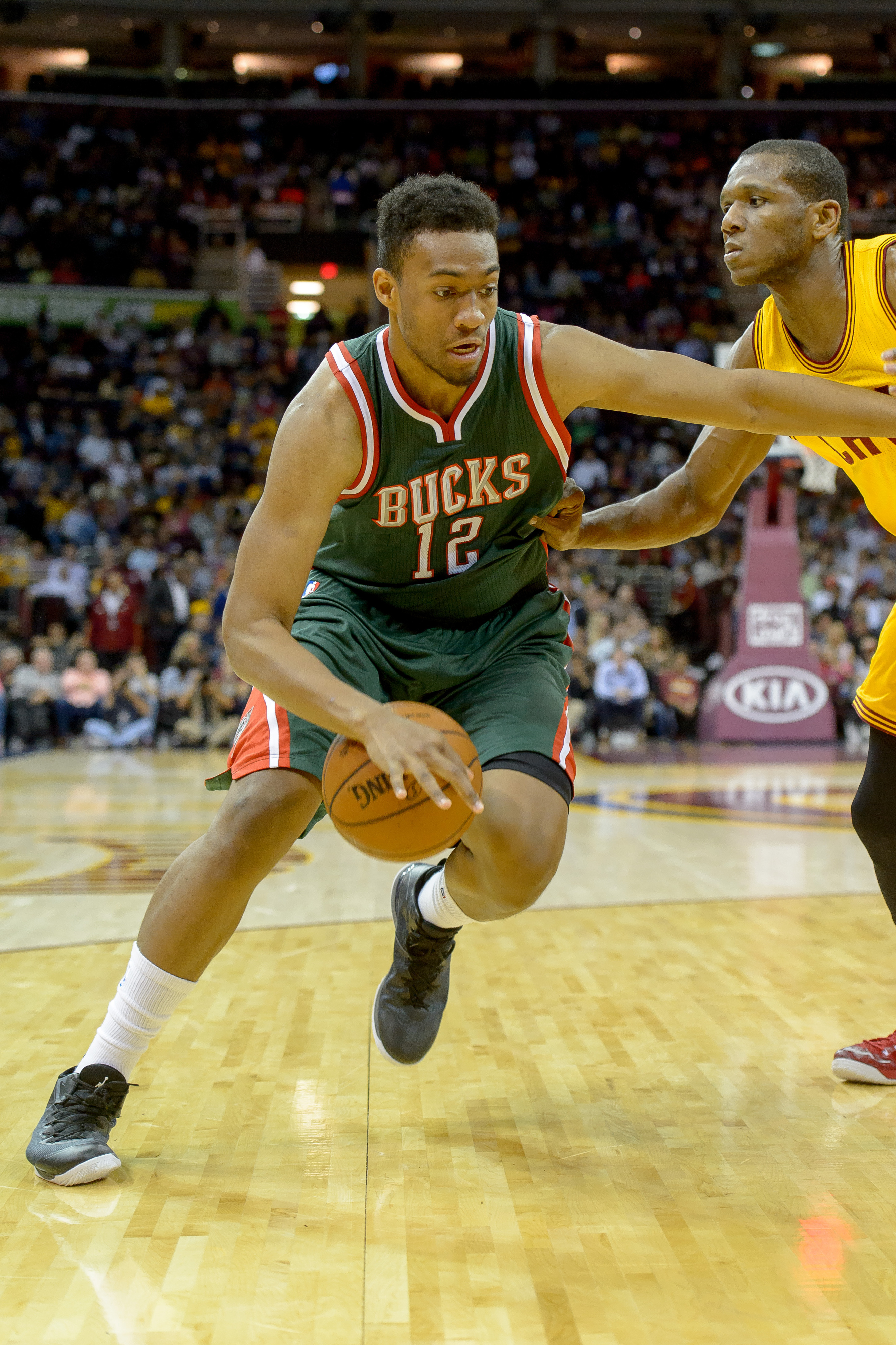 NBA preseason rookie report: Jabari Parker and Shabazz Napier stand out