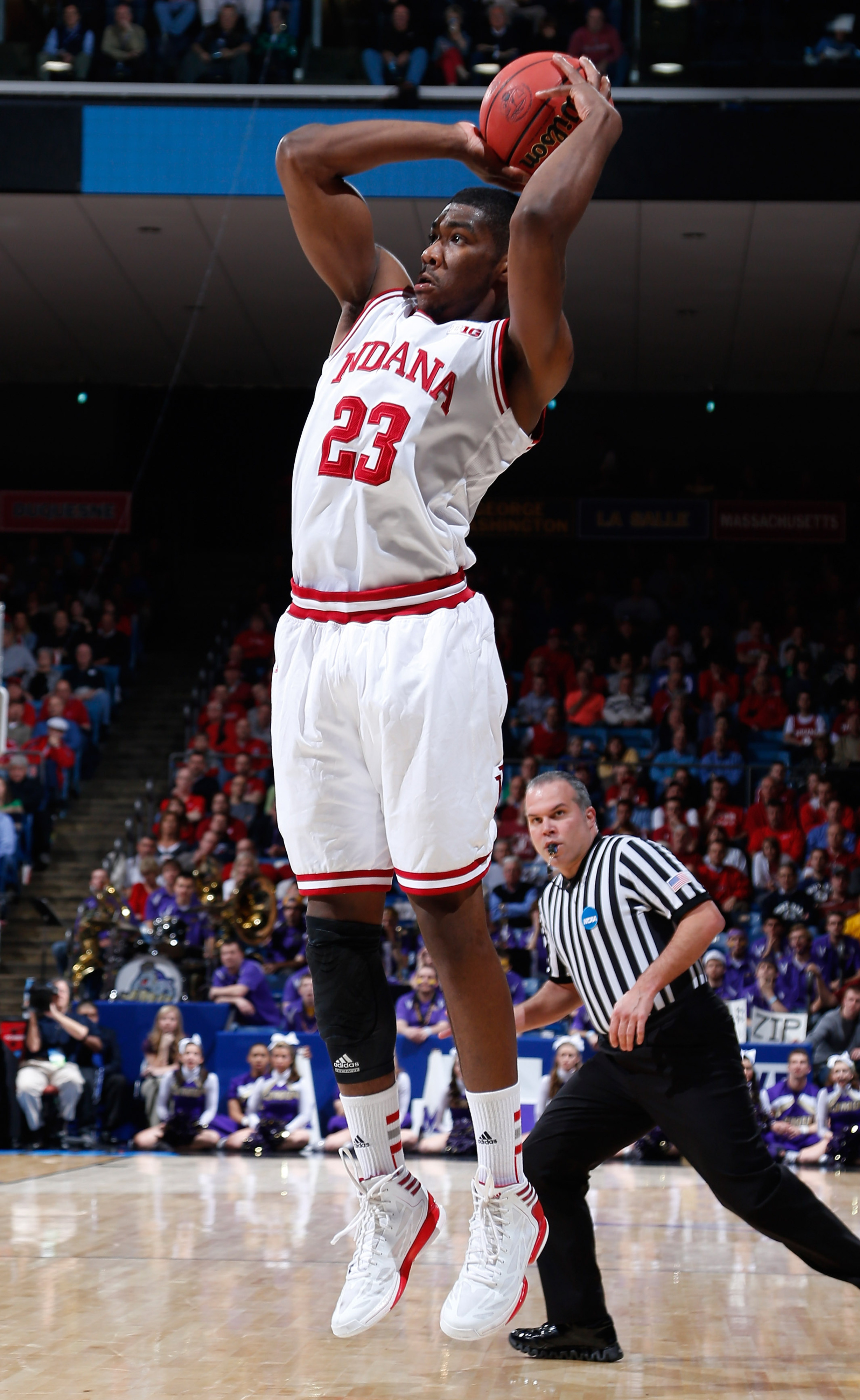 If Remy Abell can just be consistent from one game to the next, he'll go a long way toward making us forget JMart.