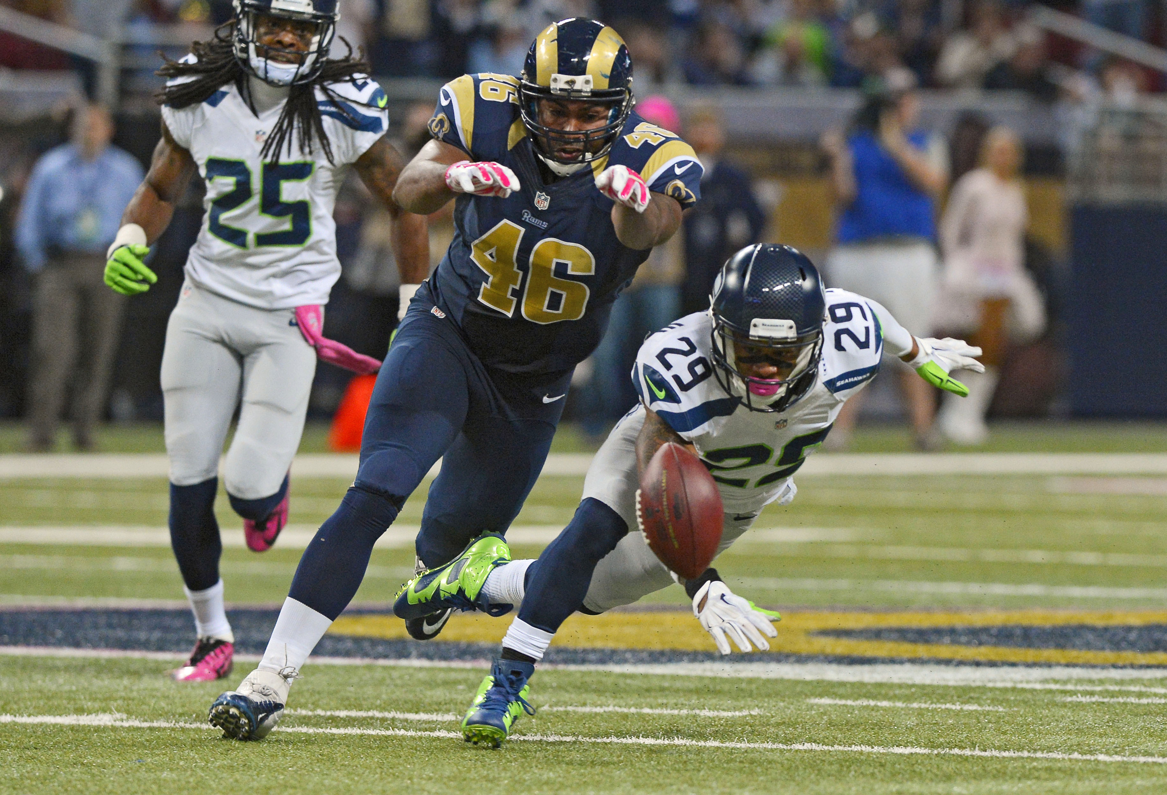 Earl Thomas says Seahawks are 'battling officials'