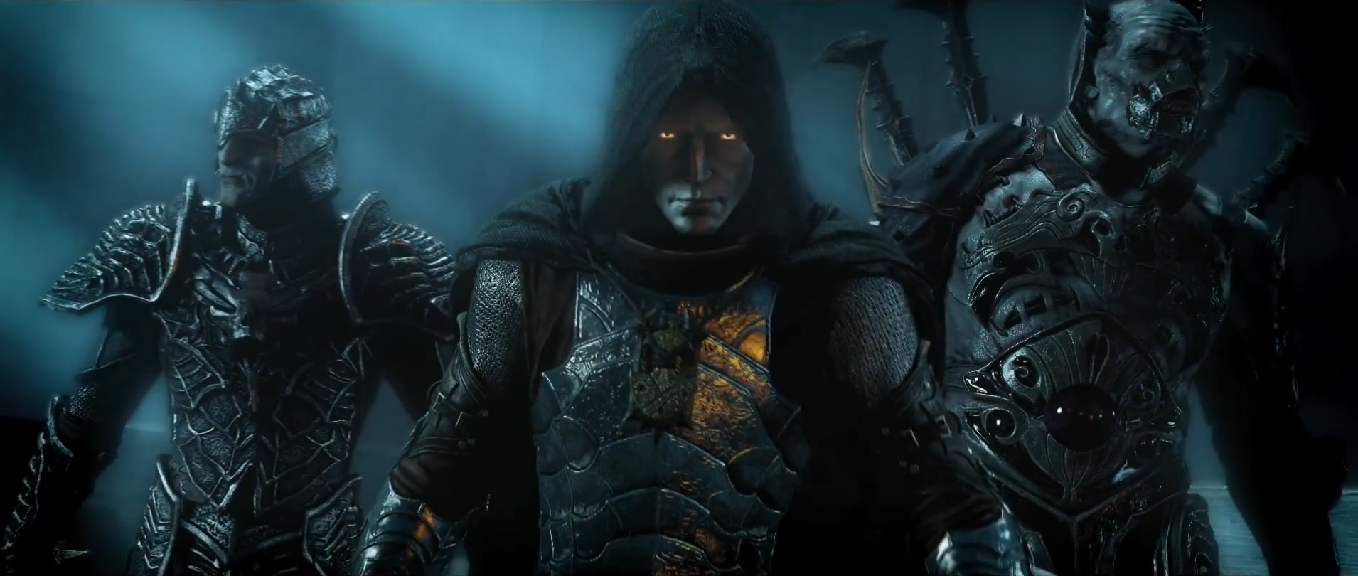 Shadow of Mordor's new free DLC lets you play as the Dark Lord's finest