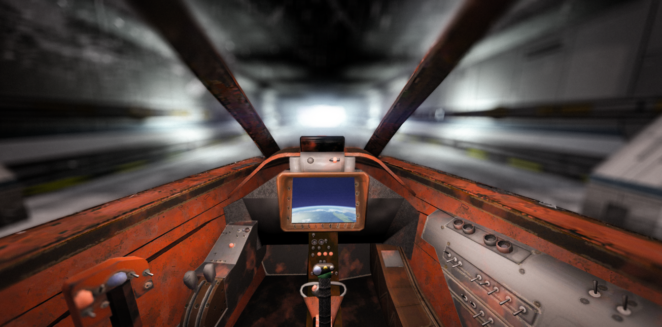 A $10,000 Kickstarter may help create a deep-space VR Left 4 Dead-inspired space dogfighting sim (really!)