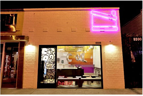 Coolhaus Culver City