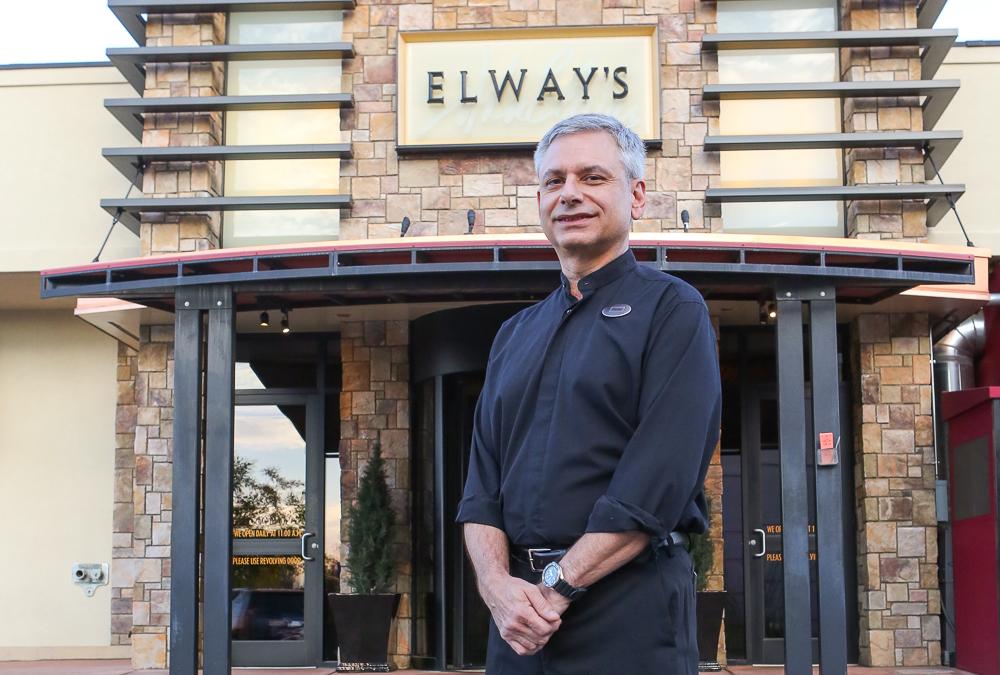 Peter Manvelichvili of Elway's