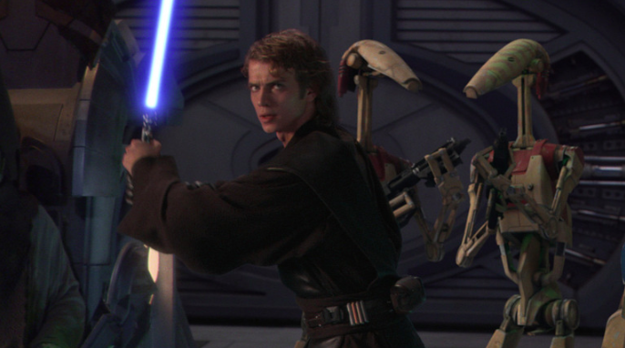 Watch 'Star Wars' episodes 1, 2 and 3 cut together into a single, more coherent story (All gone, sorry!)
