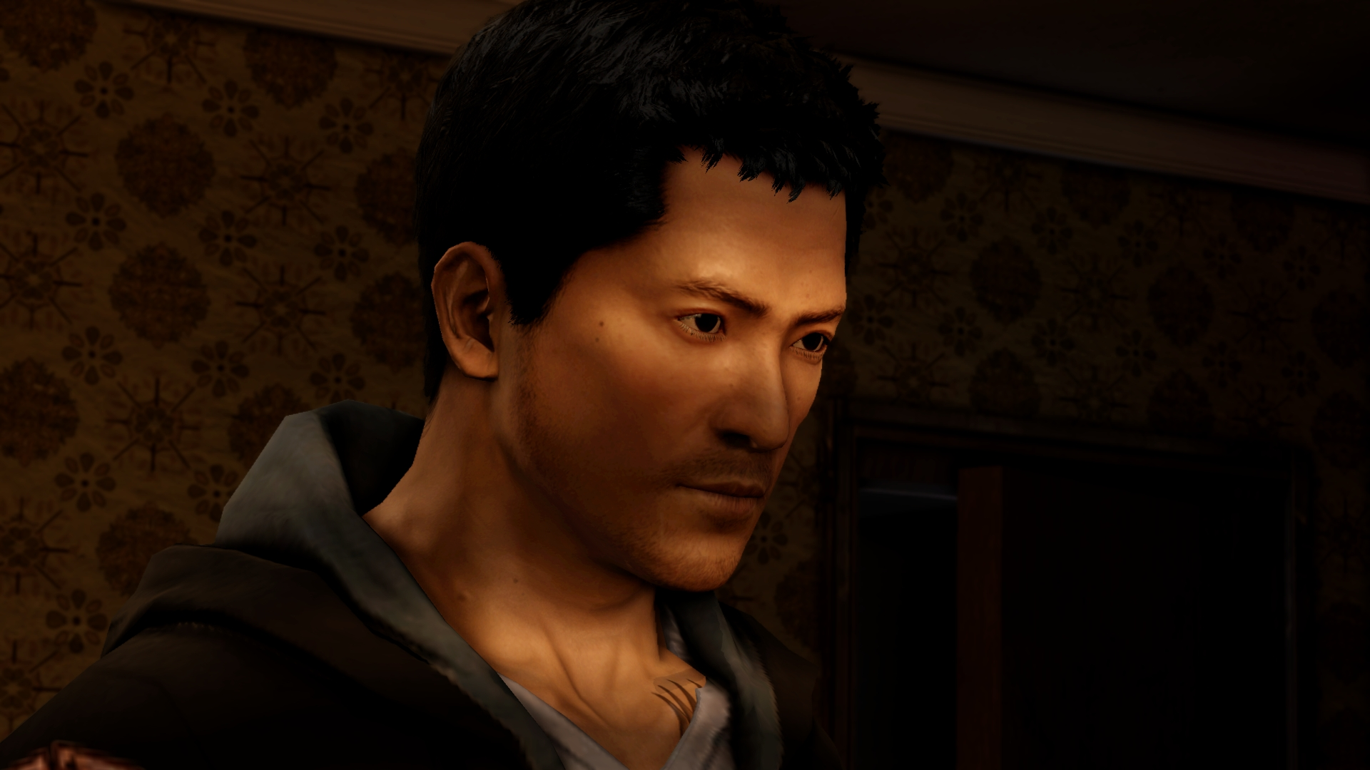 On Sleeping Dogs, Wei Shen, and sexually attractive male heroes
