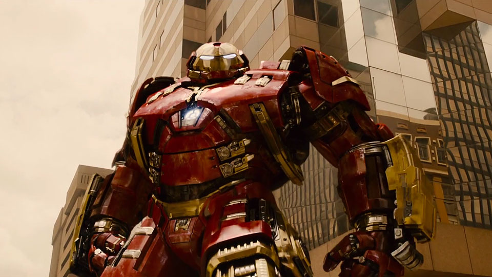 Here's the first trailer for 'Avengers: Age of Ultron'