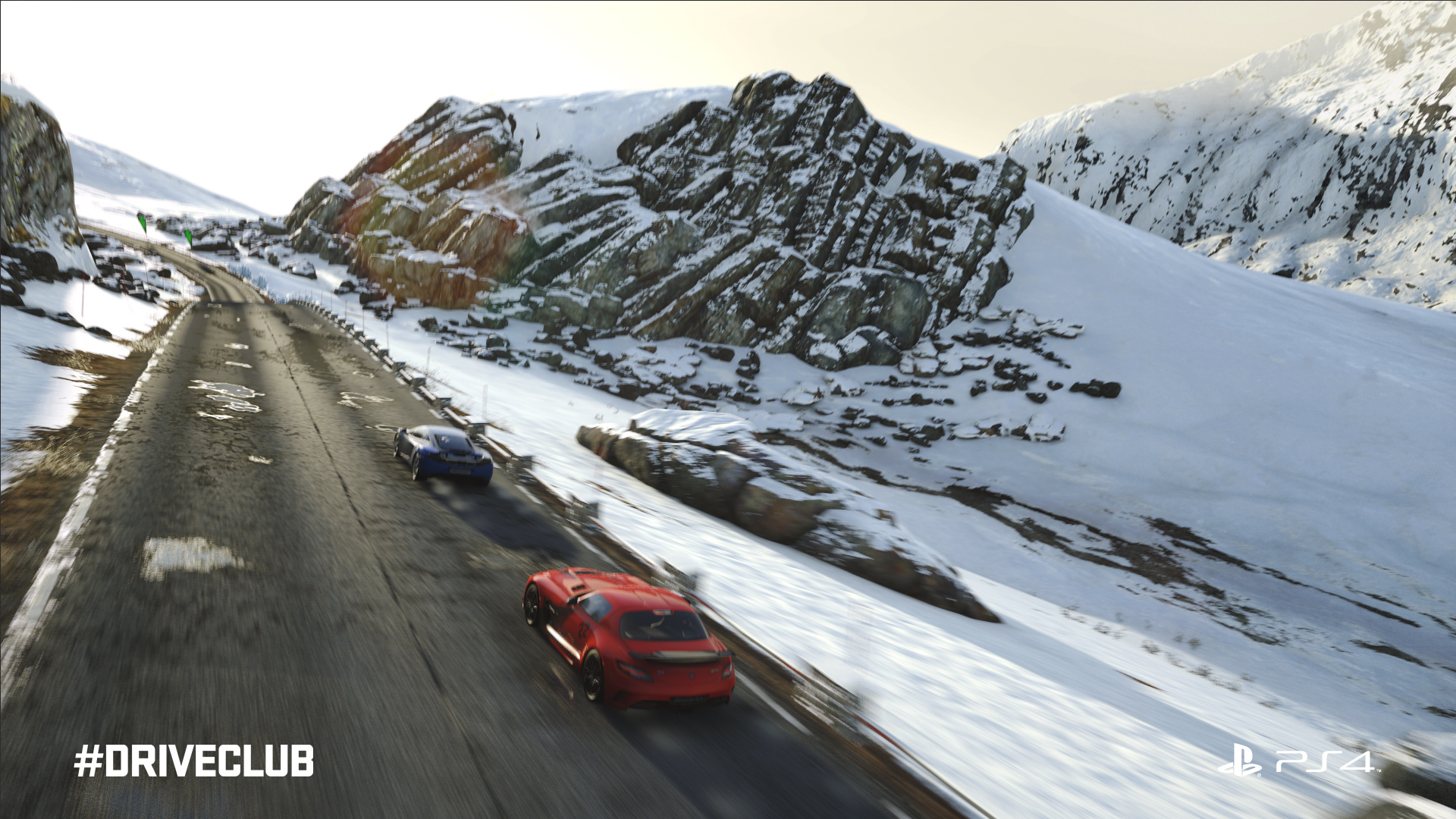 DriveClub update brings events as dev continues to add servers and tweak software