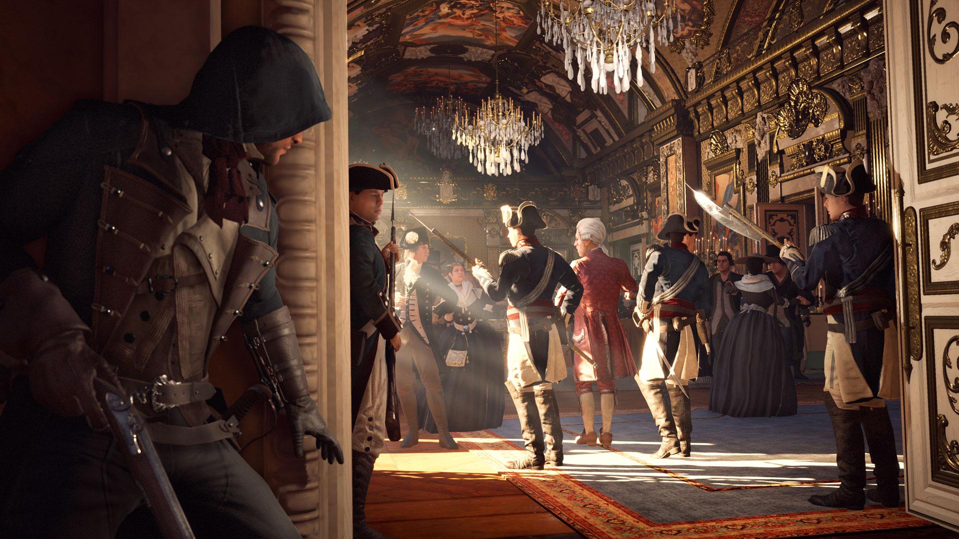 Assassin's Creed Unity's heavy-duty PC specs revealed