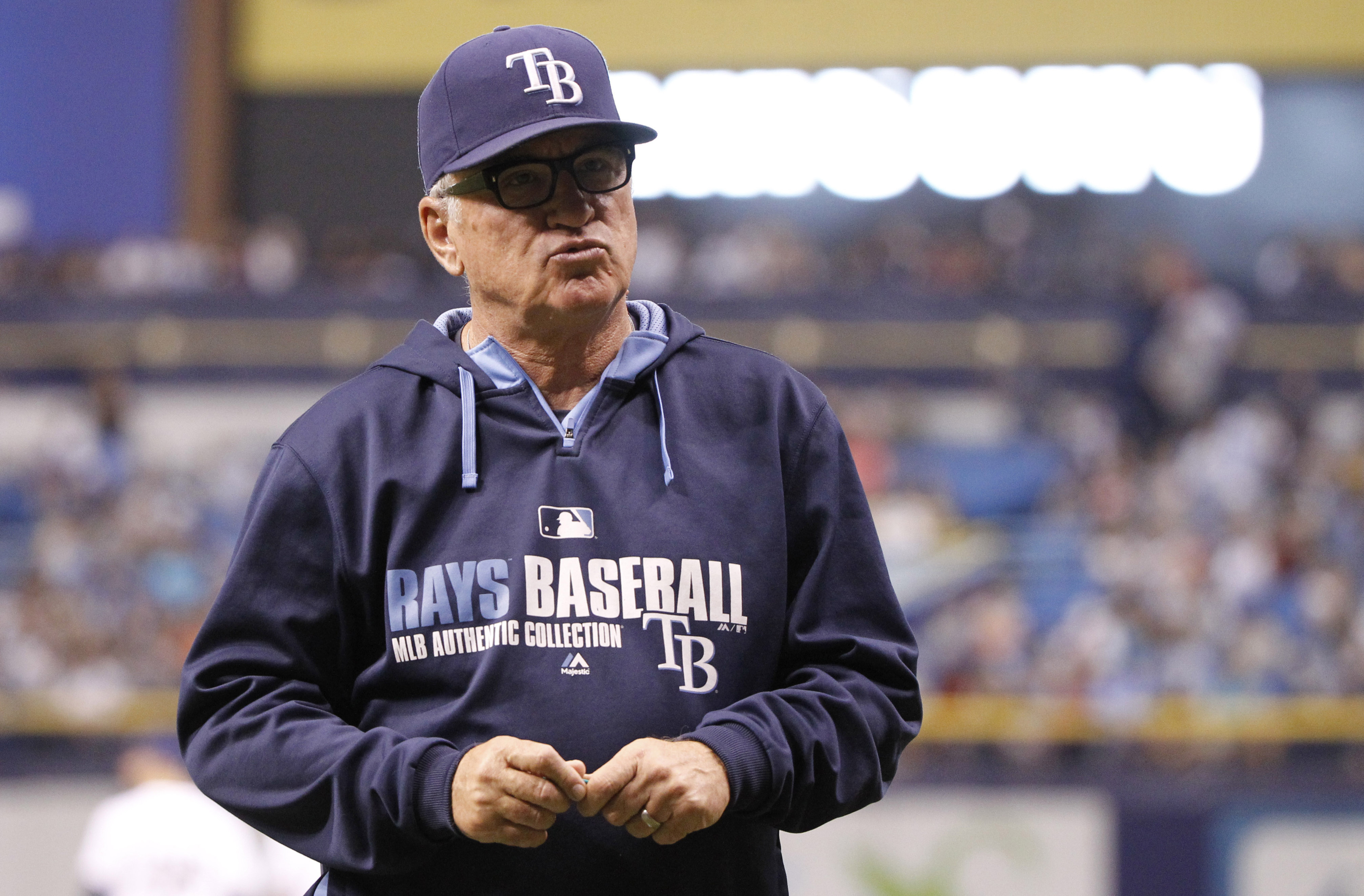 Joe Maddon opts out of Rays contract