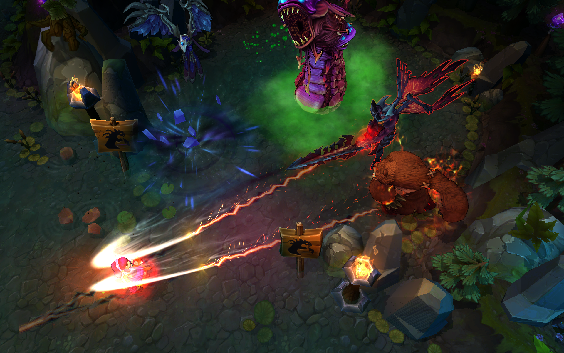 How League of Legends is upending the video game business