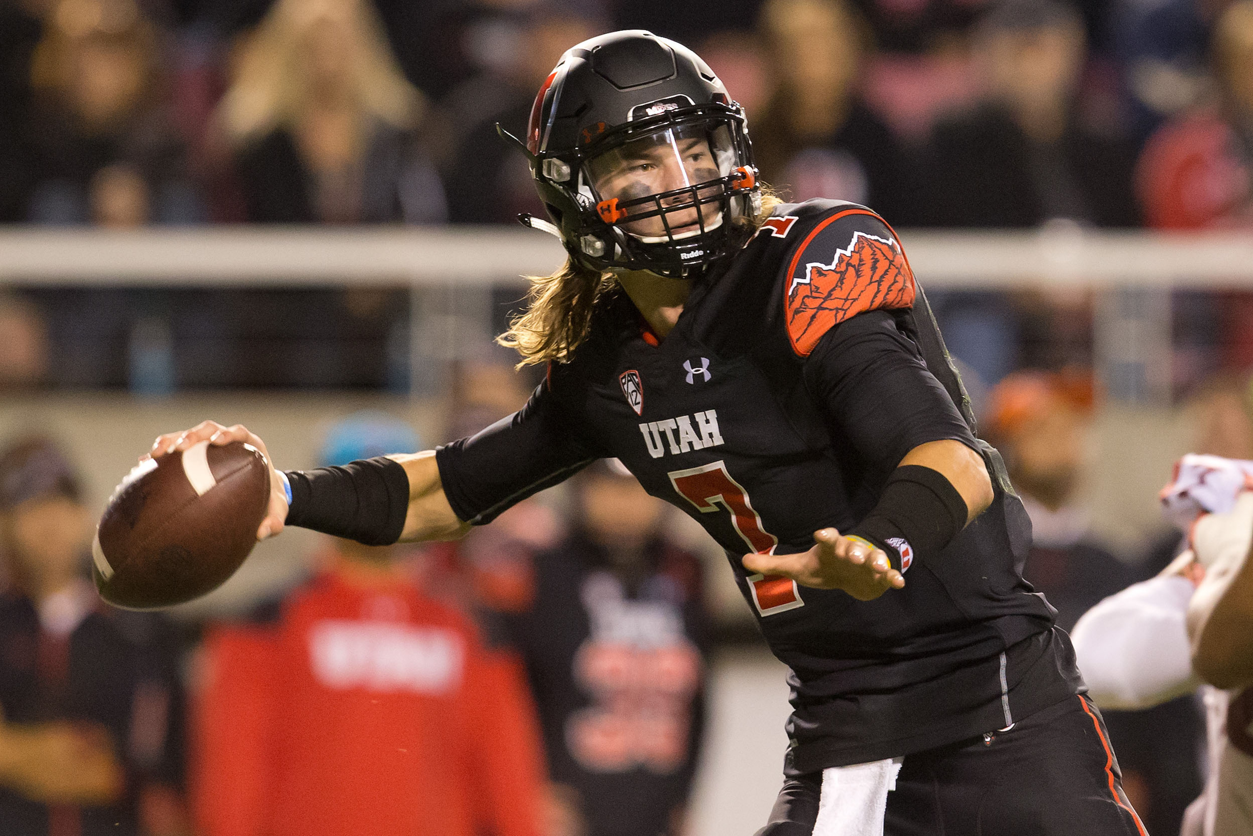 Utah junior quarterback Travis Wilson led his No. 19-ranked Utes on a dramatic, game-winning drive with just over two minutes to play to beat No. 20 USC.