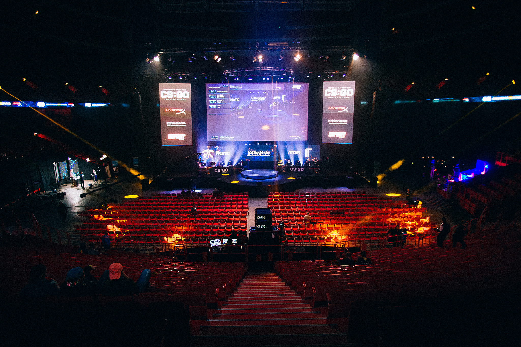 CEO of giant eSports festival fired following power struggle with board