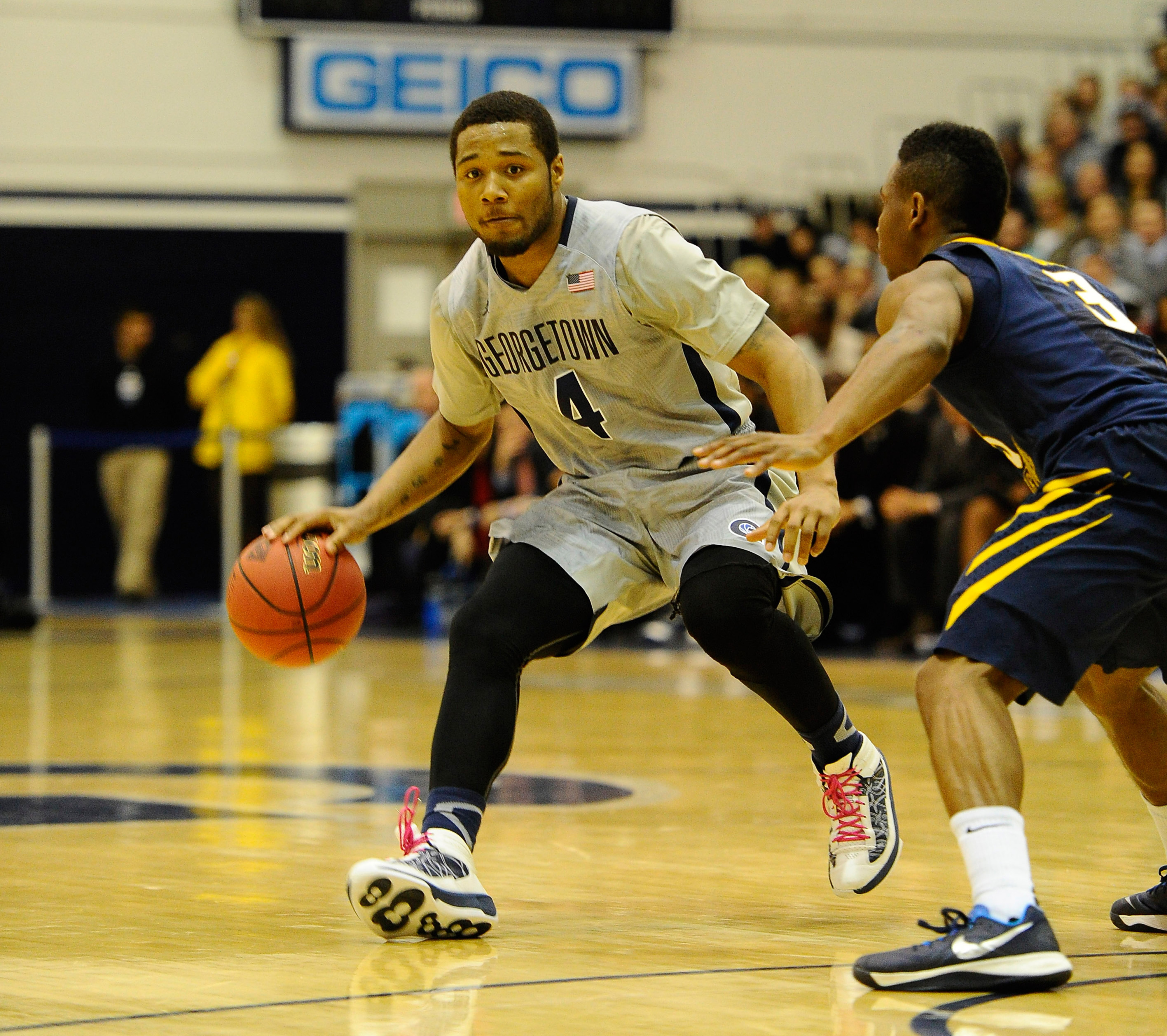 Can a dude who plays in his PJs really be the conference's best player?