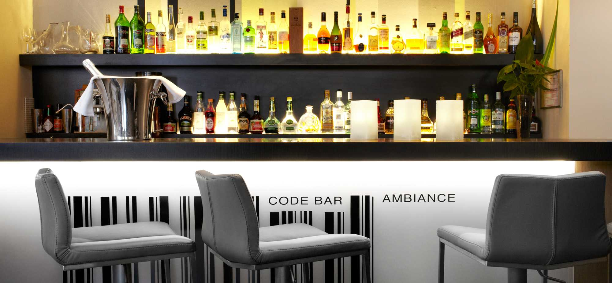 Code Ambiance has potential but needs to sharpen up, writes Lesley Chesterman