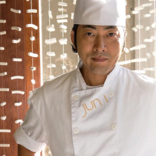 Chef Junichi Ikematsu of Juni and Saka-Ba!