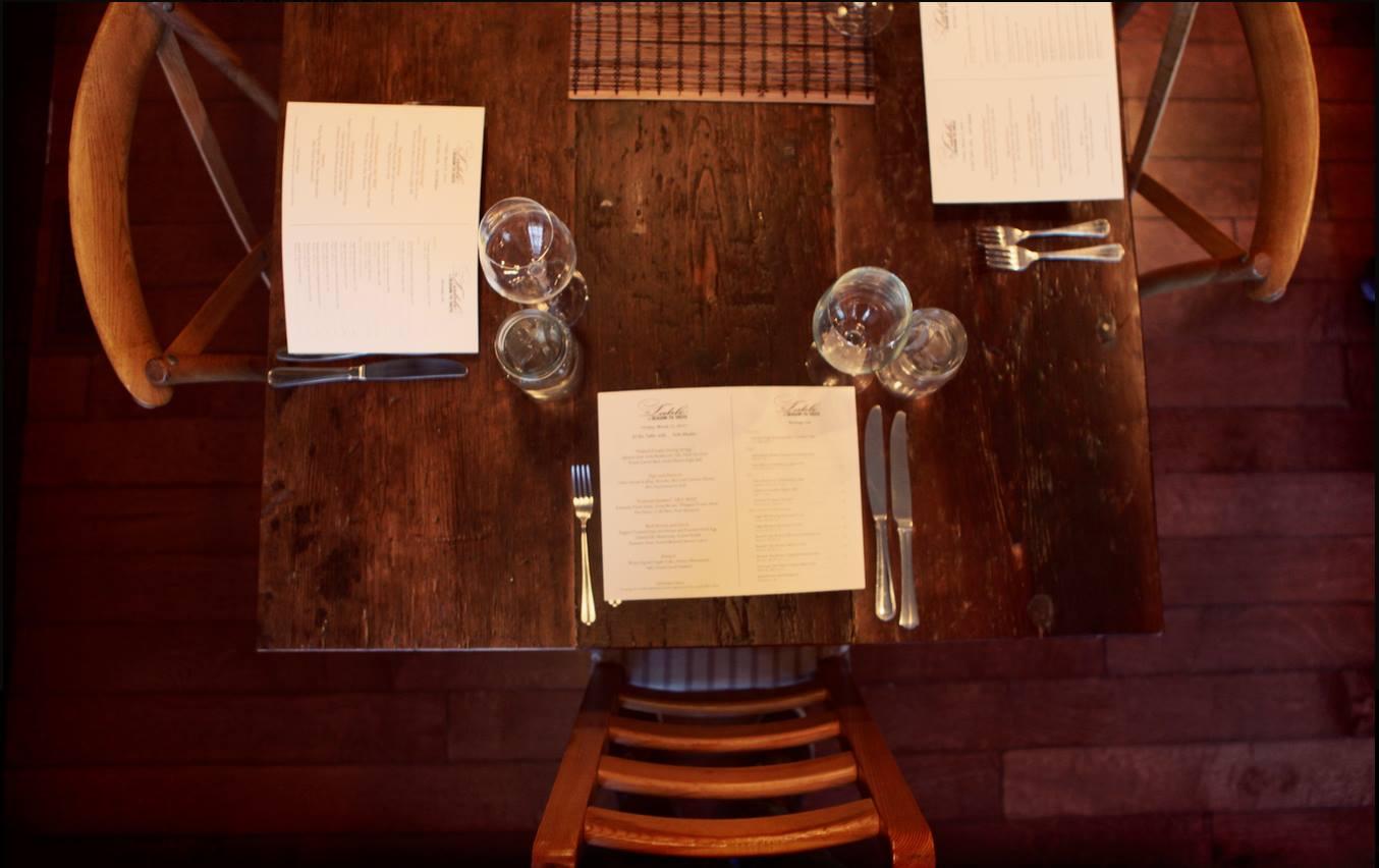 The Table at Season to Taste