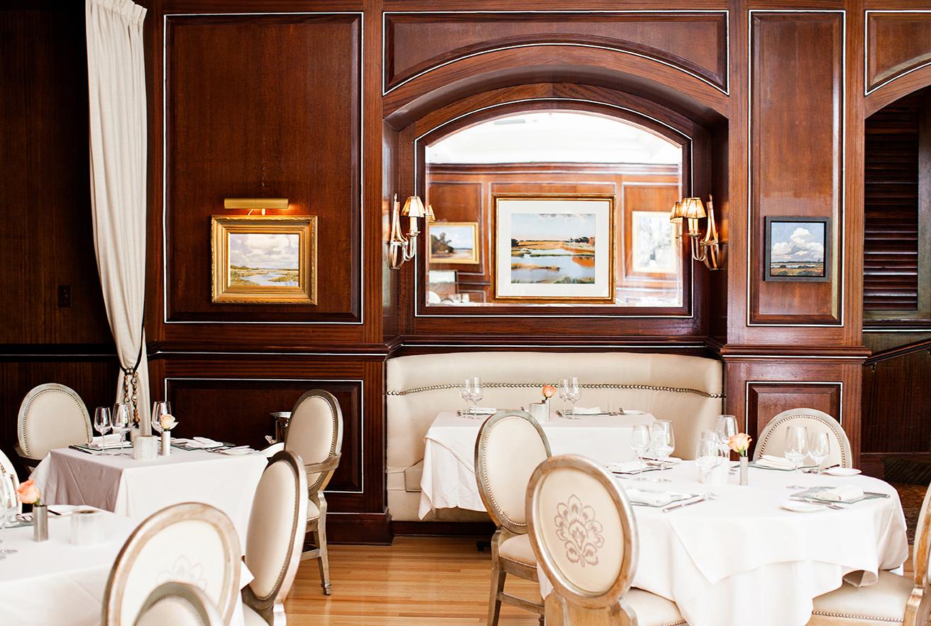 Charleston Grill Dining Room