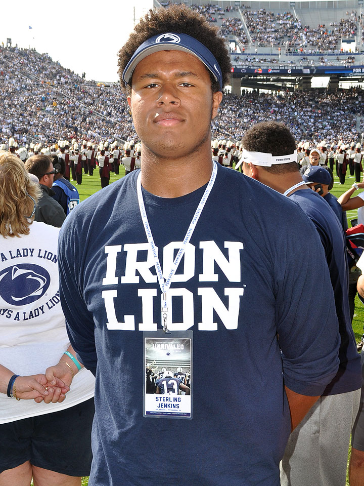 PSU four star commit Sterling Jenkins
