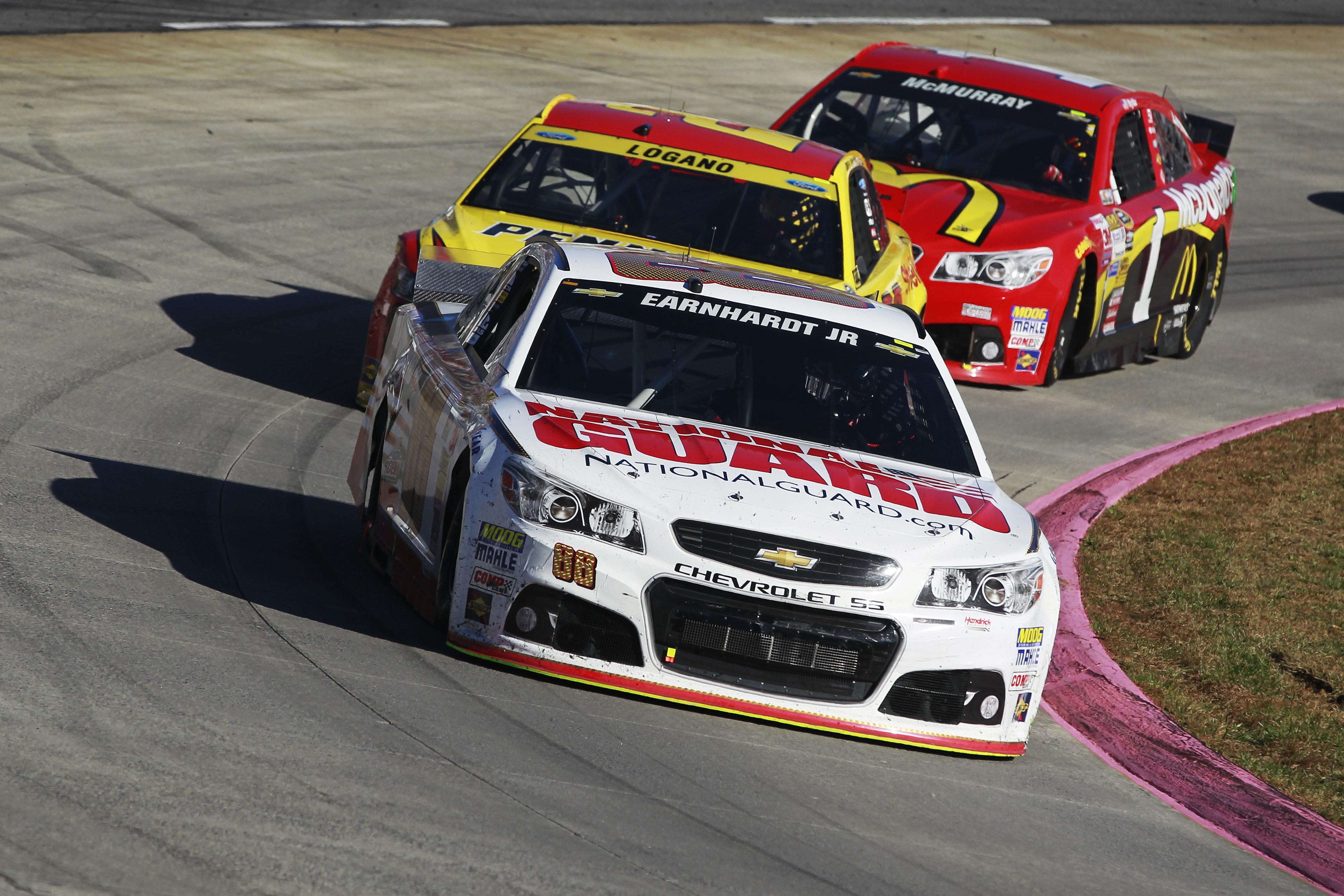 Martinsville shakes NASCAR power rankings
