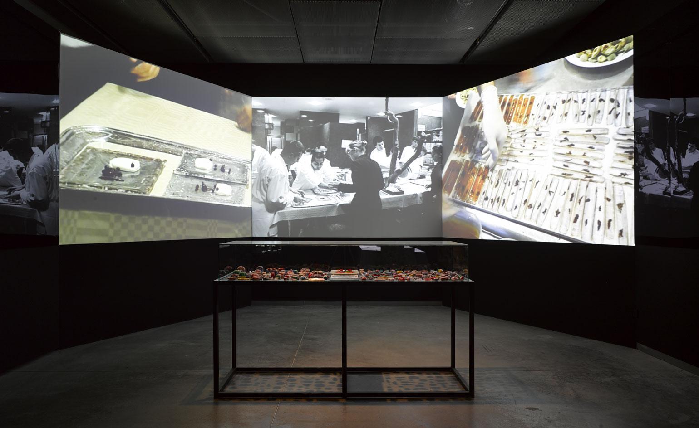 New elBulli Exhibit Opens Today in Madrid