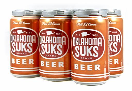 Too much booze to drink in Oklahoma