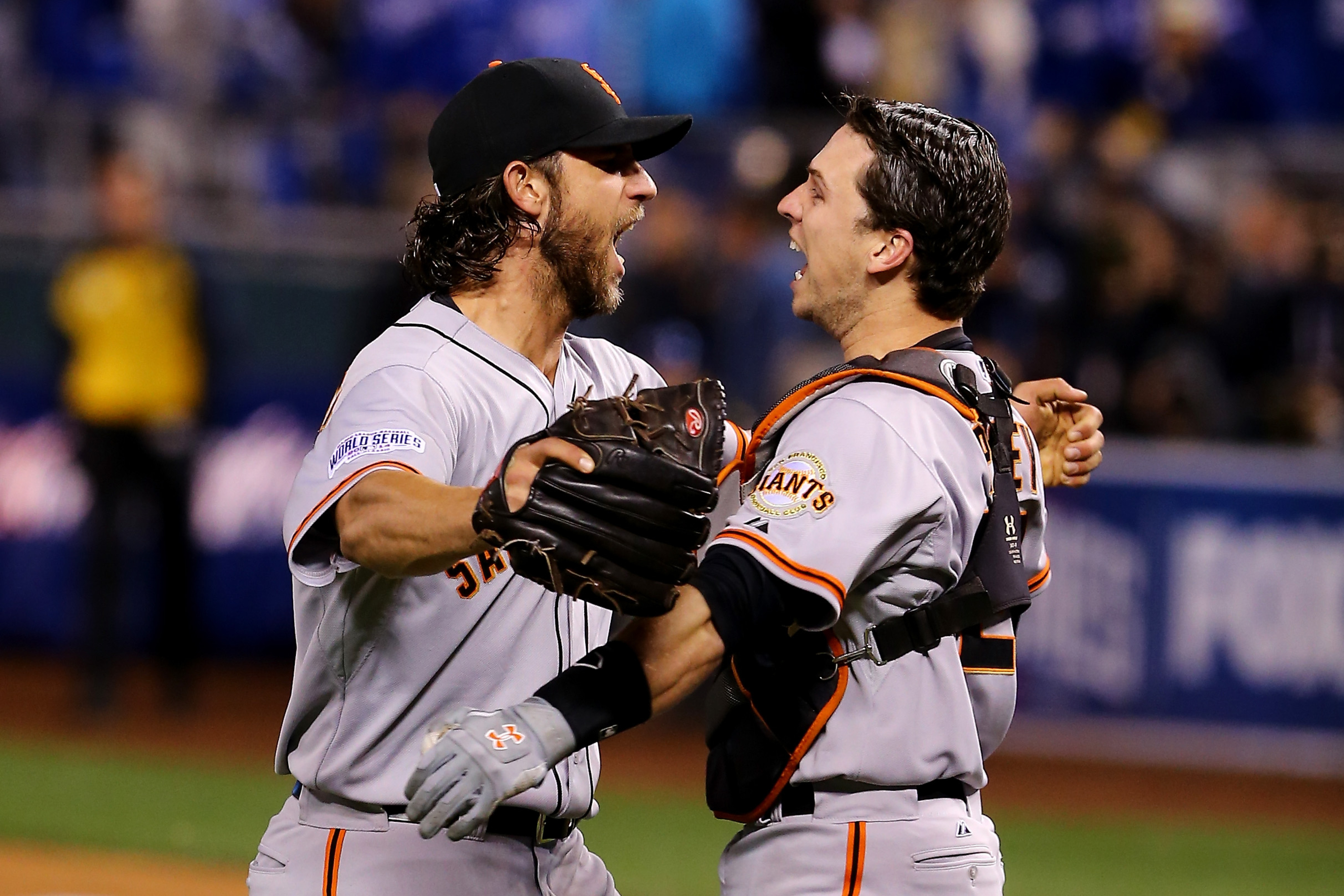 Brian Sabean/Bruce Bochy dynasty more old school than Royals in Game 7