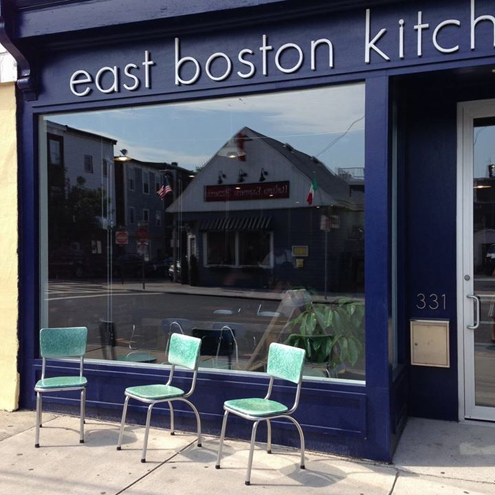 East Boston Oysters Popping Up At Kitchen In