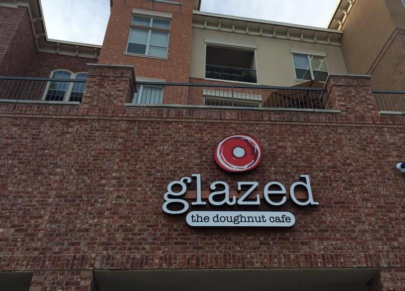 Glazed the doughnut cafe